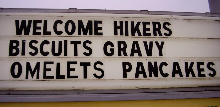 Hiker heaven, Cowboy's