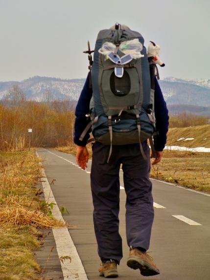 Limping through Hokkaido, 2009
