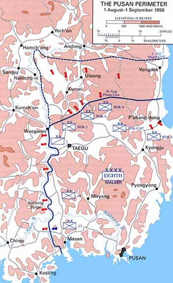 The Busan Perimeter. (Wikipedia Commons)