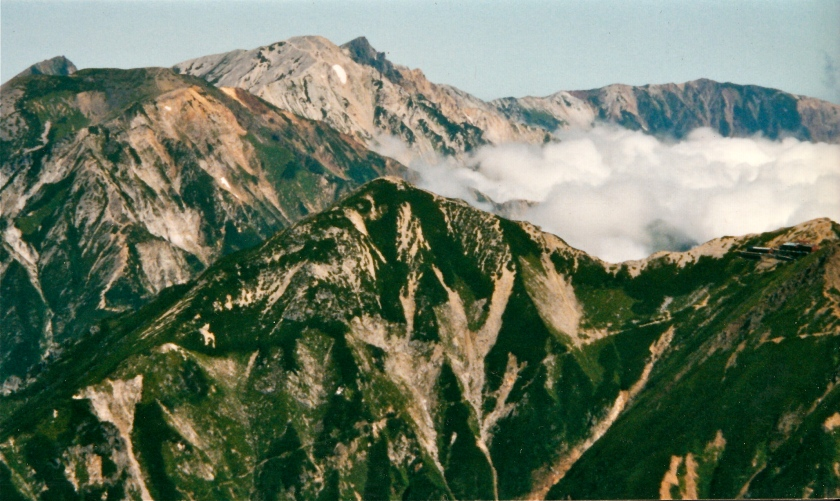 A look back on my South Alps trek over a decade ago (scanned film).