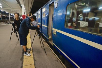 train spotters hamanasu
