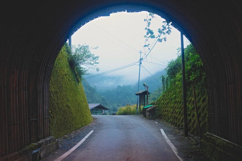 tunnel kohechi