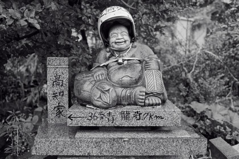 motorcycle buddha